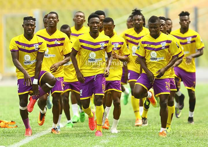 Medeama SC intensify preparations ahead of GFA/ StarTimes gala competition