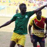 Former Aduana Stars winger Richard Mpong set to join Elmina Sharks