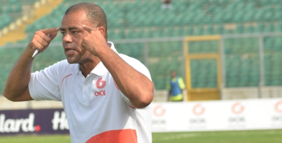 Kotoko Coach Steve Pollack insists defeat in GHALCA G8 affects nothing