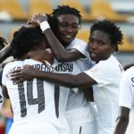 Black Princesses receive donation ahead of FIFA World Cup