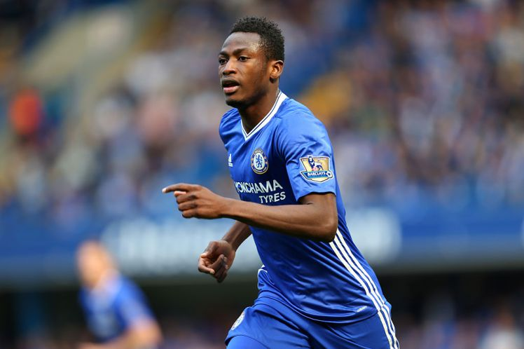 Chelsea manager Antonio Conte wants defender Baba Rahman to go for another loan spell in January