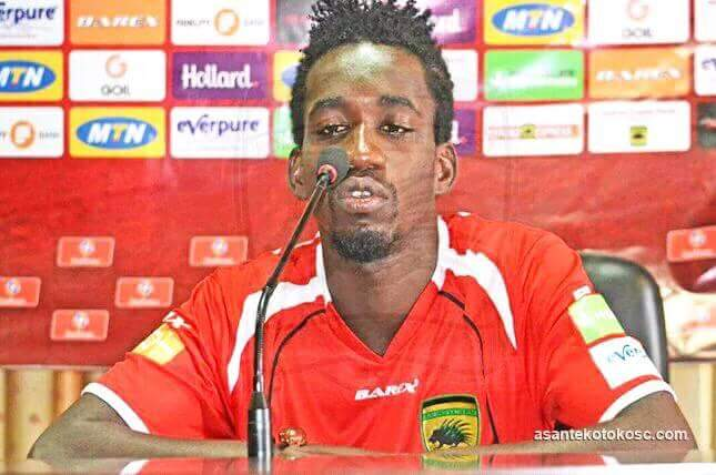 Kotoko midfielder Mohammed Sylla happy to be settling in well