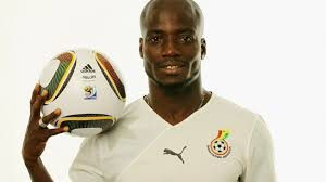 I had a strong relationship with Black Stars players - Stephen Appiah