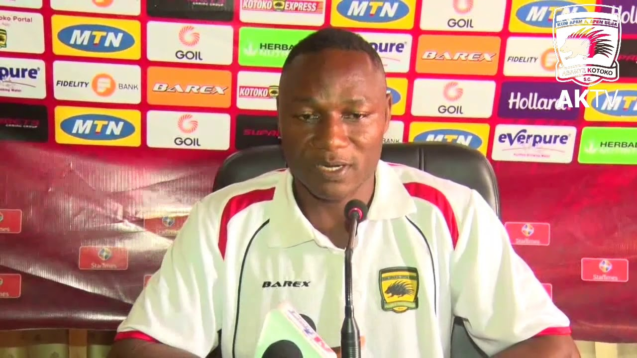 "Kotoko defender Wahab Adams - ""Pepe is my role model"""