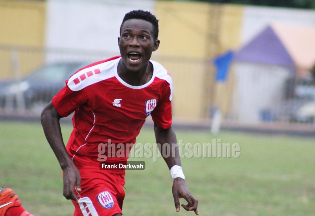 Ex-Inter Allies defender Wahab Akwei set for MLS move- Reports