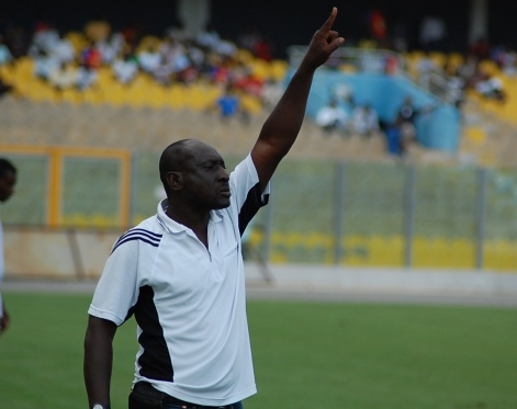 Aduana Stars Coach Yussif Abubakar determined to reach group stages of Champions League