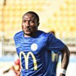 Ghanaian striker Ben Acheampong joins Petrojet on loan
