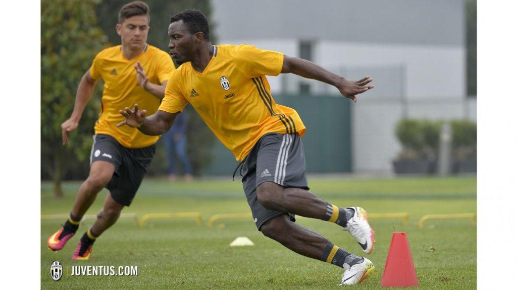 Inter Milan and Roma jostle for Kwadwo Asamoah