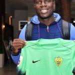 Anzhi Makhachkala move excites Kwadwo Poku