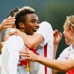 Red Bull Salzburg confirms Samuel Tetteh's loan move to LASK Linz