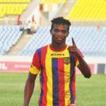Richard Zumah close to sealing move to Accra Hearts of Oak