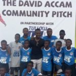 Ghana winger David Accam joins COMMON GOAL and wants to help people achieve their dreams