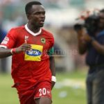 Kotoko Captain Amos Frimpong promises fans of victory in Congo against CARA