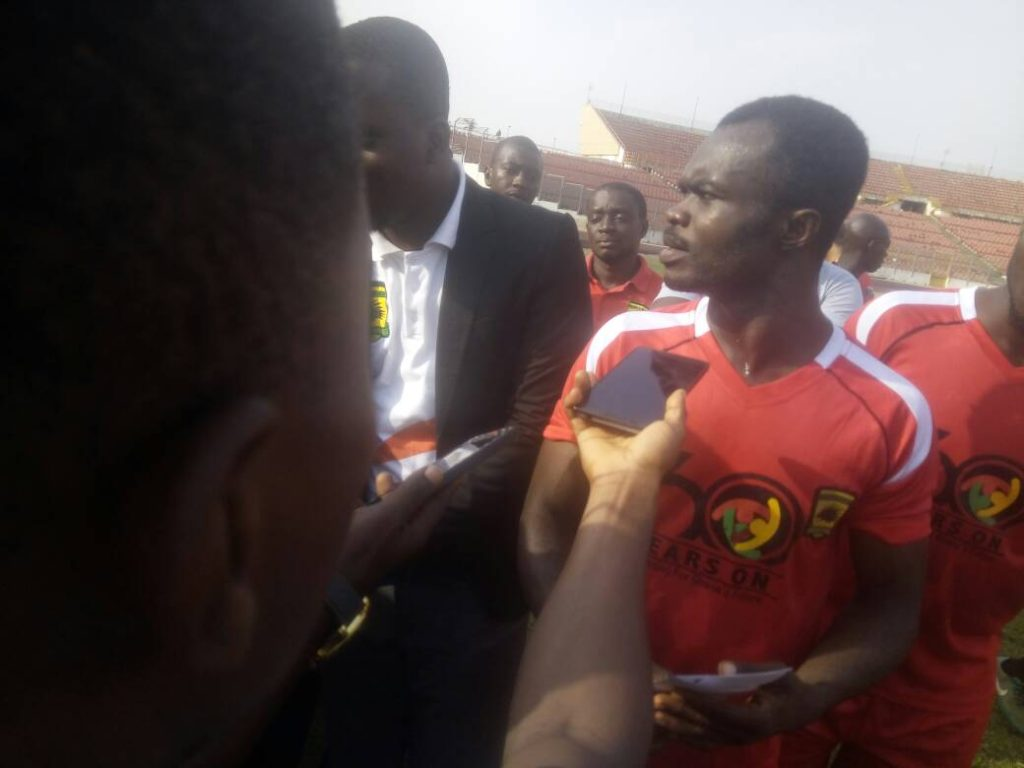 KMA donates top Asante Kotoko ahead of CARA clash