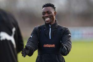 Christian Atsu wants Newcastle United to maintain Premier League status