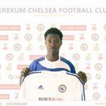 Berekum Chelsea signs defender Benjamin Abaidoo from Mighty Jets