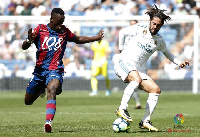 Emmanuel Boateng set to return against Espanyol on September 16