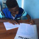 "Ex-Aduana winger Sampson ""Dormaa Messi"" Wirekoh joins Bechem United"