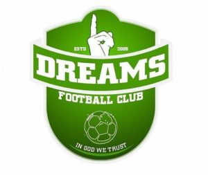 Dreams FC confirm new management structure