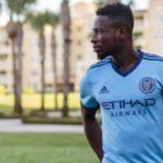 Ebenezer Ofori's arrival will improve players - Coach Patrick Vieira