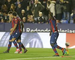 Emmanuel Boateng wants to score more for Levante after Real Madrid strike