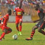 Kumasi Asante Kotoko crash out of CAF Confederations Cup after losing on penalties to CARA
