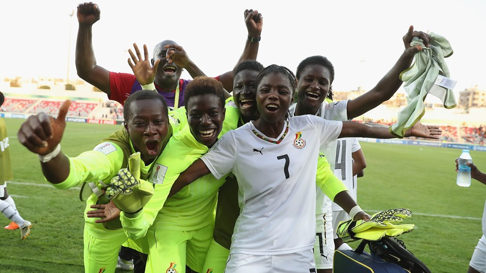 Black Maidens demolish Djibouti 10-0 to qualify for World Cup