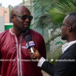 George Afriyie lauds Dreams FC's management