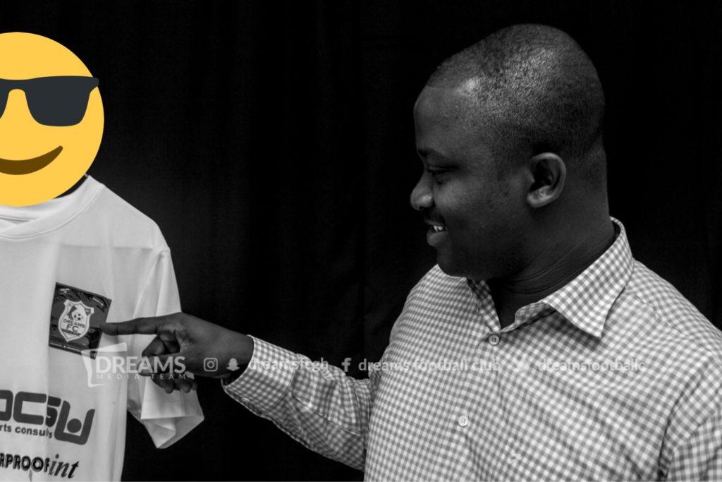 Court litigations affecting sponsorship of the Ghana Premier League- Dreams FC communications member Jerome Otchere