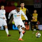 Swansea manager Carlos Carvahal praises Jordan Ayew's impact in FA Cup win over Sheffield