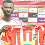 Kotoko midfielder Jordan Opoku sure of victory in Congo