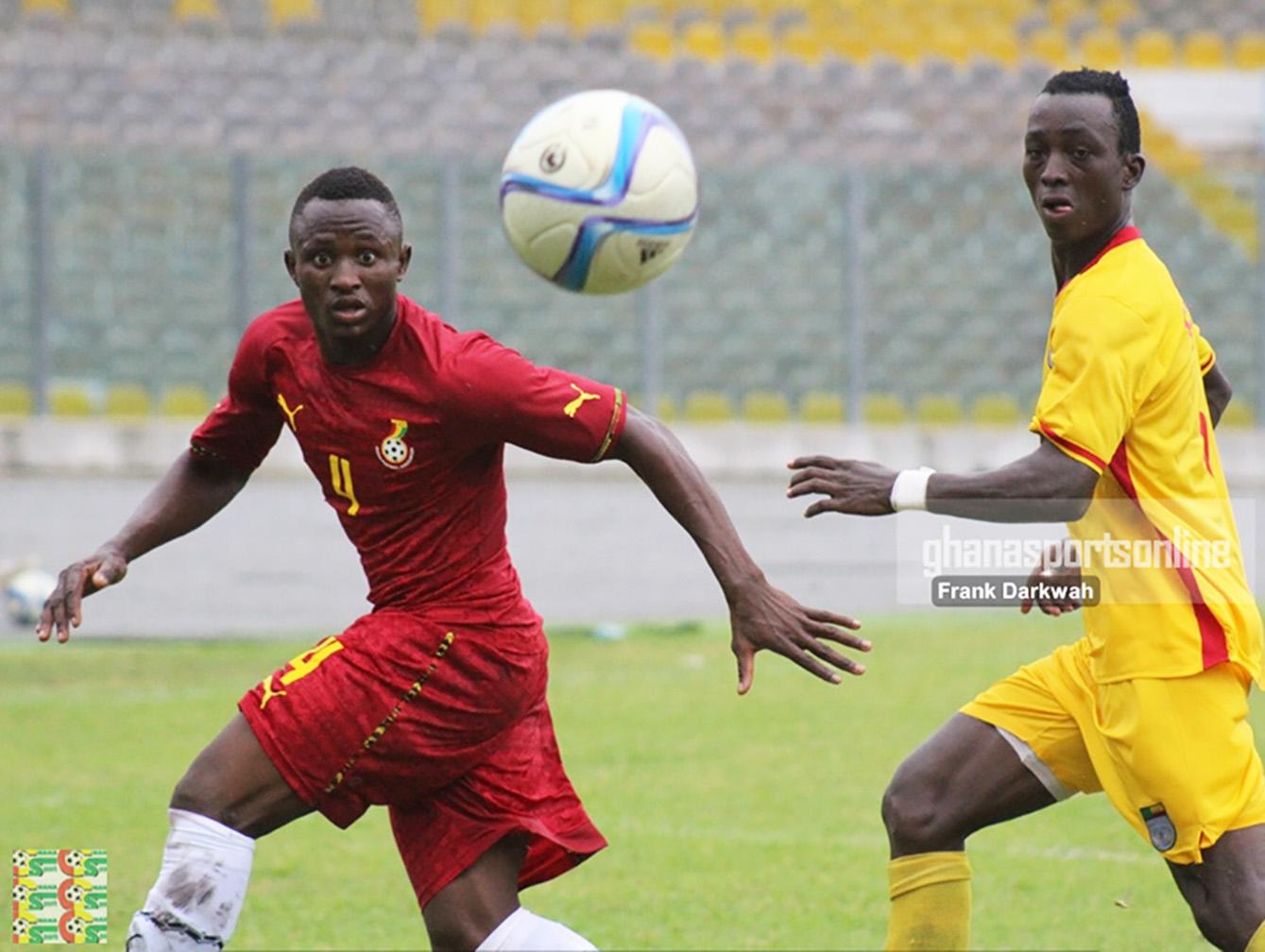 Former Ebusua Dwarfs striker Joseph Esso joins Hearts of Oak