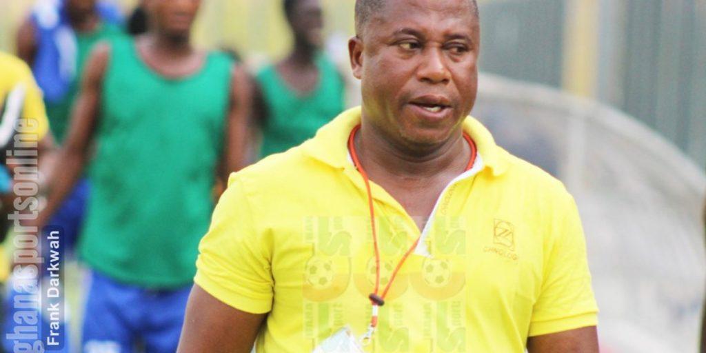 CONFIRMED: Elmina Sharks part ways with technical director Kobina Amissah