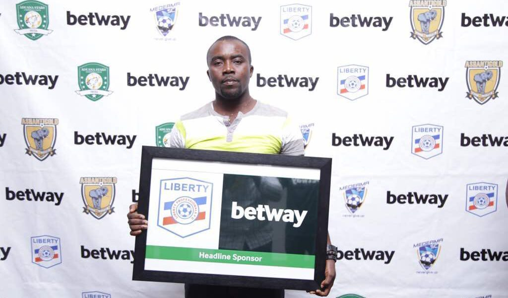 Liberty Professionals secure sponsorship deal with Betway