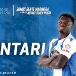 OFFICIAL: Sulley Muntari signs for Deportivo La Coruna