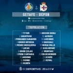 Sulley Muntari named in Deportivo squad for Getefe clash tonight