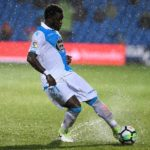 Sulley Muntari makes first La Liga start as Deportivo suffer 3-0 defeat at Getafe