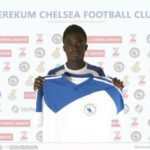 OFFICIAL: Berekum Chelsea sign Samuel Oblitey Commey from DC United