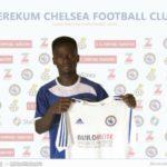 Berekum Chelsea announce signing of Patrick Awunie