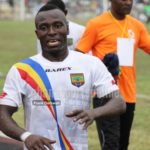 Hearts winger Patrick Razak wants to leave club