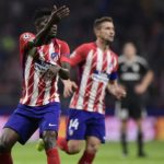 Thomas Partey shines as Atheltico Madrid beat Atletic Bilbao
