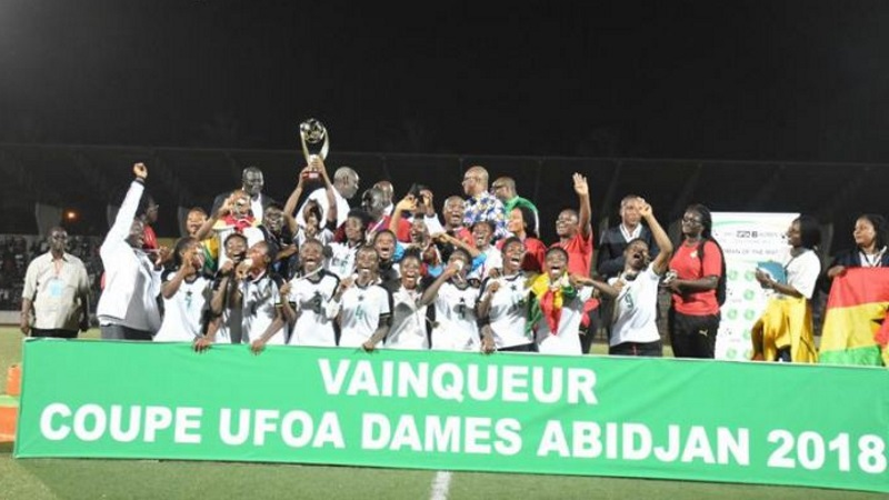 Sports Ministry congratulates Black Queens on WAFU triumph