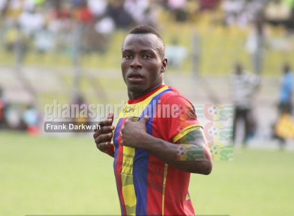 Guinea giants Al Horoya in talks to sign Hearts winger Patrick Razak