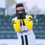 Samuel Tetteh returns from injury to play in LASK's friendly