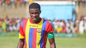 Ex-Hearts of Oak captain Thomas Abbey speaks on why he left the club