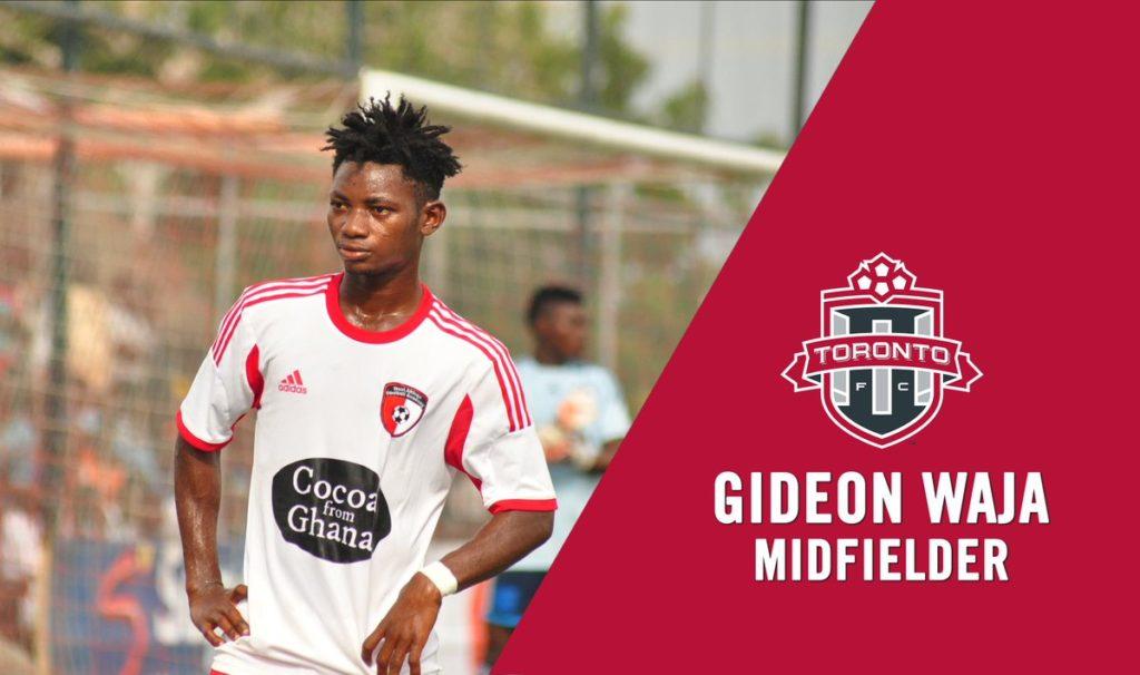 OFFICIAL: Toronto FC II confirms Gideon Waja signing