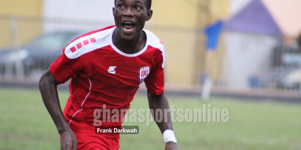 Former Inter-Allies defender Wahab Ackwei set to join New York Red Bulls