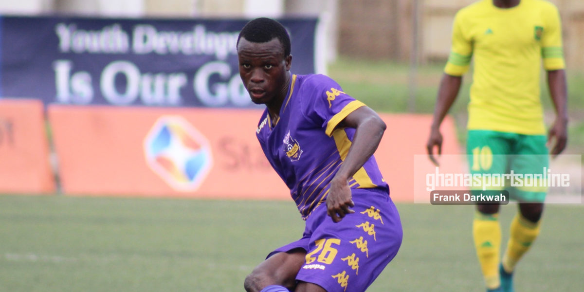 Wa All Stars complete the signing of Yussif Ibrahim from Tema Youth