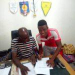 Ebusua Dwarfs sign former Ashgold winger Paul Abakah Nkrumah