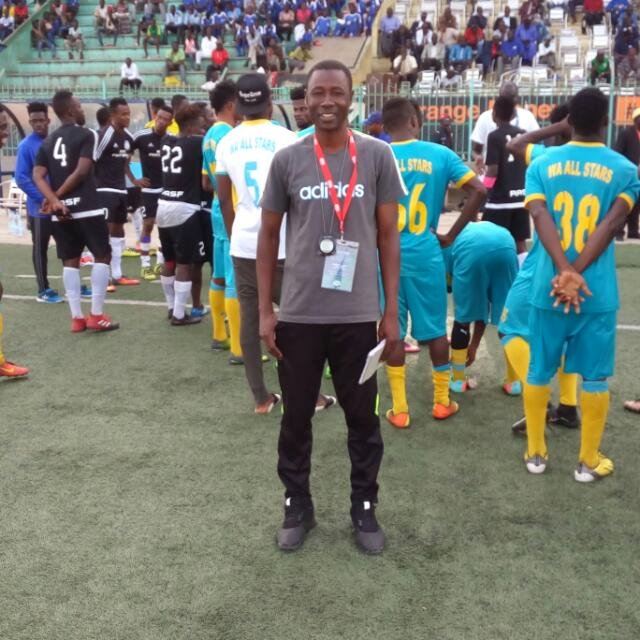 We will not be carried away by Gala triumph - All Stars coach